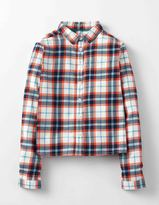 Boden Cropped Shirt