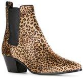 Saint Laurent 'Rock' ankle boots