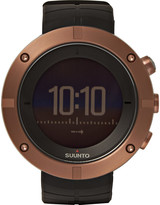 Suunto Kailash Copper-Tone Titanium GPS Watch