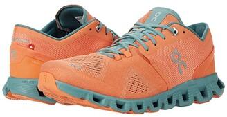 On Cloud X (White/Black) Men's Shoes