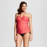Liz Lange for Target Maternity Halter Tankini Tops D/DD