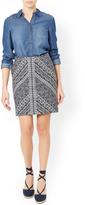 Monsoon Josephine Jacquard Skirt