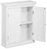Elegant Home Fashions Slone Collection Wall Cabinet