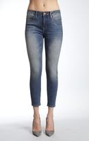 Mavi Jeans Alissa Ankle Super Skinny In Used Tribeca
