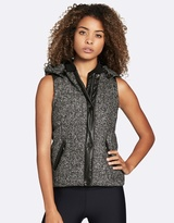 Throw-Over Puffer Vest