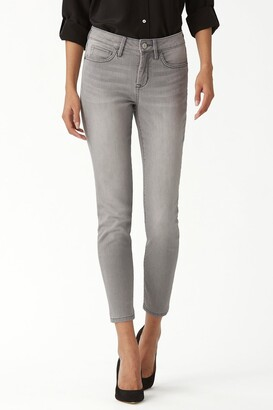 Tommy Bahama Tema Indigo High-Rise Ankle Jeans