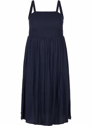Zizzi Women's Casual Sommerkleid Dress