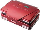 Nostalgia Electrics Retro Series '50s-Style Cupcake Maker - Red - Mini