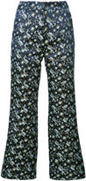 Erdem - Jeda cropped trousers -