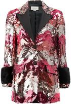 Gucci sequinned jacket