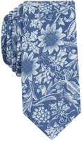 Bar III Men's Floral Slim Tie, Created for Macy's