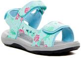 See Kai Run Arcadia Printed Open Toe Sandal (Toddler & Little Kid)