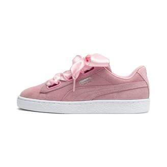 Puma Suede Heart Galaxy Womens Sneakers