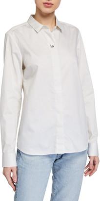 Maison Labiche A La Mode Classic Button-Down Shirt