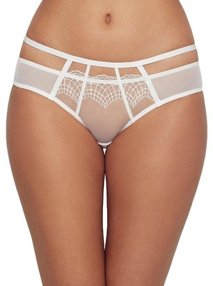 Bluebella Zola Cage High-Waist Brief