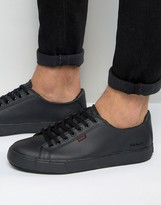 Kickers Tovni Lacer Leather Sneakers