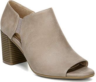 Naturalizer Soul SOUL Women's Casual boots GREY - Gray Cutout Cody Peep-Toe Bootie - Women