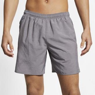 """Nike Men's 7"""" Lined Running Shorts Challenger"""