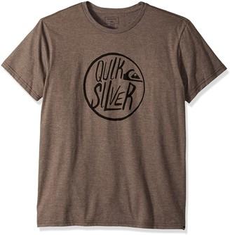 Quiksilver Young Mens Kool Shapes Mod T-Shirt