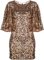 Shona Joy Faye backless mini dress