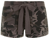 Thumbnail for your product : Dorothy Perkins Camoflauge print casual shorts