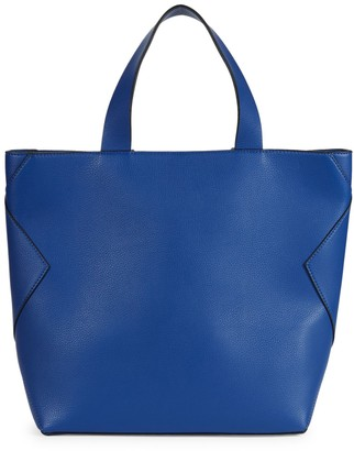 French Connection Nina Faux Leather Shopper