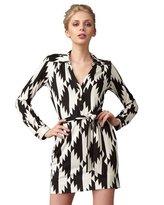 Golda Houndstooth Dress