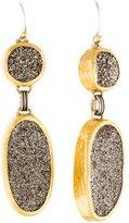 Gurhan Druzy Drop Earrings
