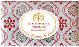 Smallflower The English Soap Company Cinnamon and Orange Soap