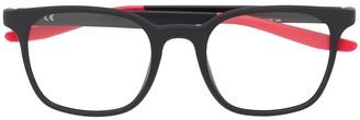 Nike Two-Tone Wayfarer Glasses