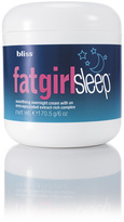 Bliss Fatgirlsleep Overnight Skin Firming Cream