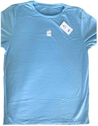 Apple Turquoise Cotton T-shirts