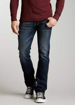 "AG Jeans Matchbox Slim Straight Jeans - 32-34\"" Inseam"