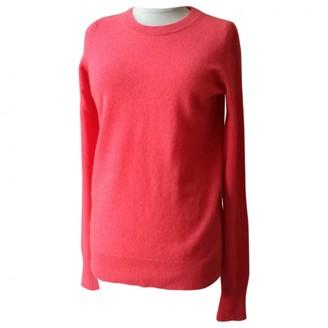 White + Warren Red Cashmere Knitwear for Women