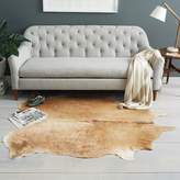 west elm Cowhide Rug