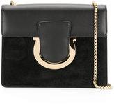 Salvatore Ferragamo Thalia shoulder bag - women - Calf Leather/Calf Suede - One Size