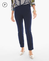 Chico's Juliet Ankle Pants in Deep Navy