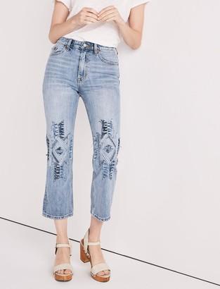 Lucky Brand Lucky Pins High Rise Shrunken Boot Jean
