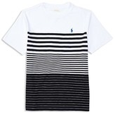Ralph Lauren Boys' Striped Tee - Sizes S-XL