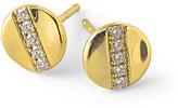 Ippolita 18K Gold Senso; Stud Earrings with Diamonds