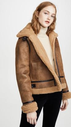 J.o.a. Shearling Jacket