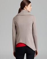 Helmut Lang Sweatshirt - Zip Up Villus