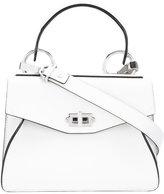 Proenza Schouler satchel bag - women - Leather/Suede - One Size