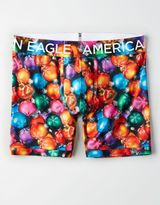 "American Eagle Outfitters AE Ornaments 6"" Flex Boxer Brief"