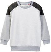 Sovereign Code Broderick Colorblock Sweatshirt (Toddler & Little Boys)