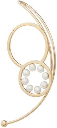 Delfina Delettrez Double Bubble single earring
