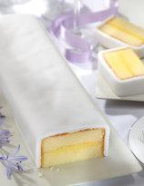 Marks and Spencer Wedding Cutting Bar Cake - Lemon Sponge with White Icing