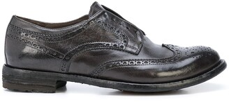 Officine Creative punch hole brogues