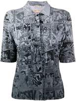 Jean Paul Gaultier Pre Owned 1990s polo shirt
