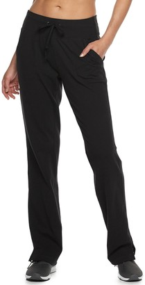 Tek Gear Women's Active Straight-Leg Pants